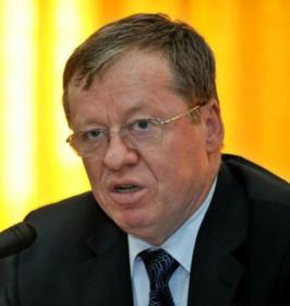Anton HADAR presedintele Federatiei Alma Mater