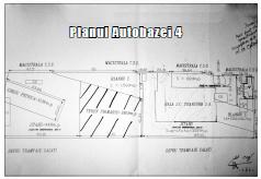 planul autobazei